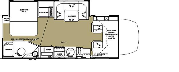 2400W Floorplan